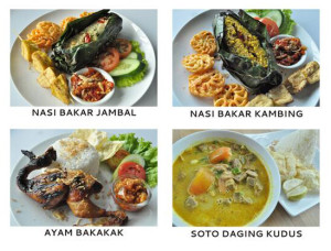 aneka menu warung salse